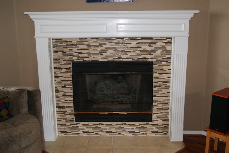 Cleaning Out The… Fireplace